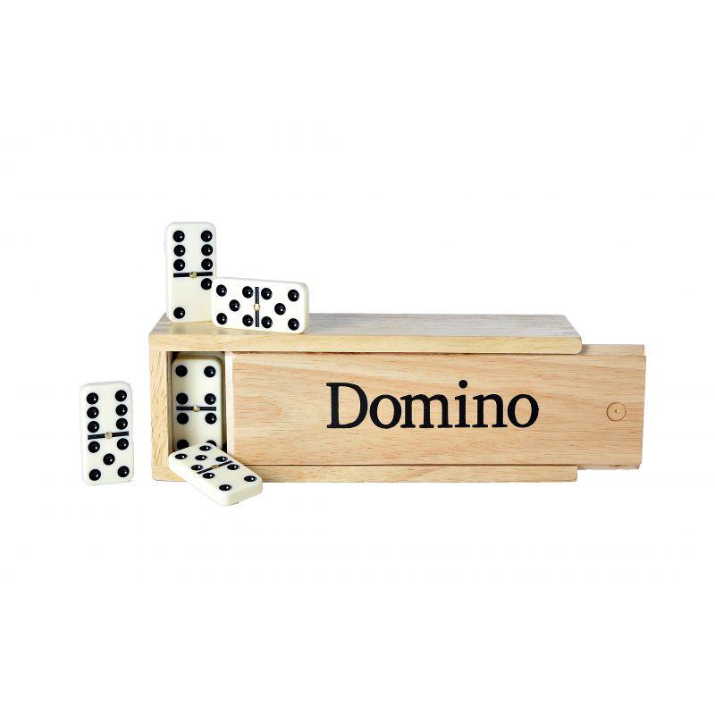 71006f72df9a14 Boite de Jeu de Dominos Classiques DOUBLE 6. Loading zoom