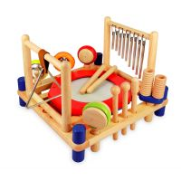 Centre Musical Melody Mix en bois