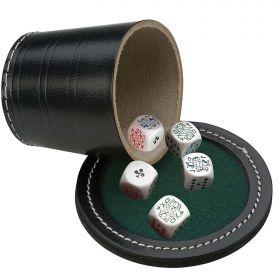 Jeu de poker menteur