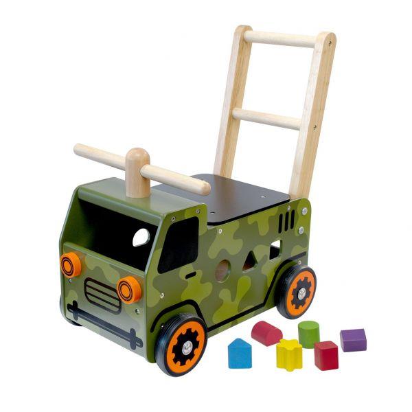 Porteur évolutif Camion de l'armée