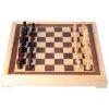 Jeu d'échecs de luxe en bois