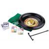 Set de jeu de casino : Roulette 12 '' et Black Jack