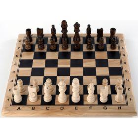 Jeux d'échecs en bois