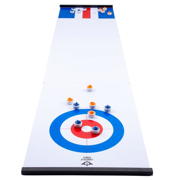 Curling compact et Palets anglais réversible
