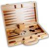 Jeu de Backgammon en bois marqueté