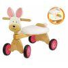 Porteur en bois pour bébé Vélo 4 roues Lapinou
