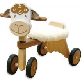 Vélo 4 roues mouton