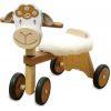 Porteur en bois pour bébé Vélo 4 roues Mouton IM80005