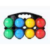 Jeu de boules pour enfants en plastique