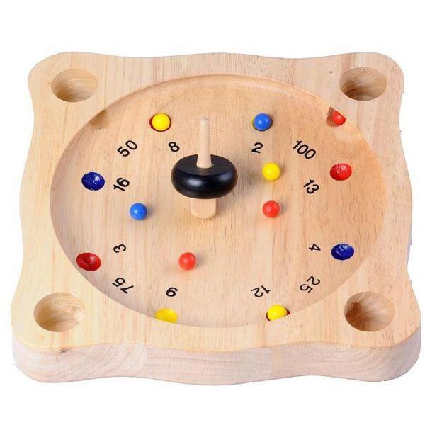 Toupie Roulette