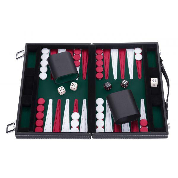 Engelhart - Backgammon de voyage 11 pouces: 30 cm