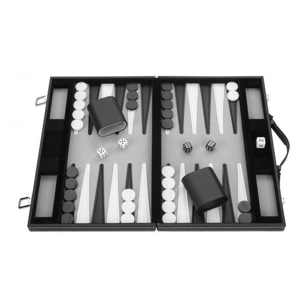 Engelhart - Backgammon de voyage 15 pouces: 38 cm