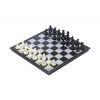 Jeux de voyage 2 en 1 magnétique Backgammon / Echecs 24 x 24 cm